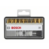 Bosch Bosch 2607002582 Csavarozó bit készlet Robust Line L Max Grip, 18 + 1 részes, 25 mm, Ph, Pz, T, LS, Is