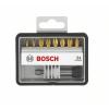 Bosch Bosch 2607002576 Csavarozó bit készlet Robust Line S Max Grip, 8 + 1 részes, 25 mm, Torx®