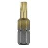 Bosch Csavarhúzó bit Titanium T Bosch 2609255941 T 15 Hossz:25 mm