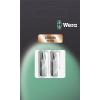 Wera Wera 2 részes 855/1 Z kereszthornyú bit PZ 2/PZ 3 05073310001 Pozidriv Hossz:25 mm