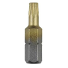Bosch Csavarozó bit Titanium T Bosch 2609255939 T 8 Hossz:25 mm
