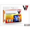 Haffner Mobiltelefon és Tablet képernyő tisztító kendő - 20 db/csomag
