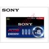 Sony Stamina Plus Alkaline AA ceruza elem - 8 db/csomag