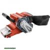 szalagcsiszológép, 1010W, szalagméret:76×533mm