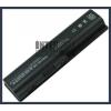 497694-001 4400 mAh 6 cella fekete notebook/laptop akku/akkumulátor utángyártott
