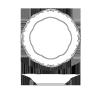 Zsolnay LILA BARACKVIRÁG MÉLYTÁNYÉR tányér és evőeszköz