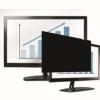 FELLOWES Monitorszűrő, betekintésvédelemmel,359x289 mm, 18,1