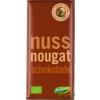 Dennree Bio Tejcsokoládé Nugátkrémmel 100g