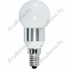 Renkforce LED 92 mm Renkforce 230 V E14 3.6 W = 25 W Csepp forma, tartalom: 1 db, 8632c63a