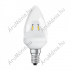 Osram LED 120 mm Osram 230 V E14 4 W = 25 W, tartalom: 1 db