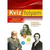Ventus Libro Kiadó Kvízfolyam 3. - Magyar történelem