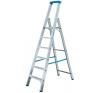 KRAUSE - Stabilo Lépcsőfokos állólétra 6 fokos (profi) létra és állvány