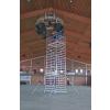 KRAUSE - Stabilo Gurulóállvány 50-es sorozat 11,4m (2,5x1,5m)