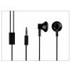 Nokia 5310/N76/N82/N95 gyári sztereó fülhallgató - WH-109/WH-108 black (csomagolás nélküli)