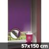 Hőszigetelő thermo mini roló, szilva, ablakra: 57x150 cm