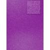 Baier & Schneider GmbH & Co.KG Heyda csillámkarton, A4, 200g/m2, violet ibolya