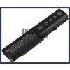 COMPAQ Business Notebook 6530b 4400 mAh 6 cella fekete notebook/laptop akku/akkumulátor utángyártott