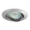 KANLUX Lámpatest álmennyezetbe illeszhető alu MR16 keret VIDI billenő króm CTC-5515 Kanlux