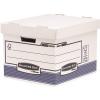 """FELLOWES Archiváló konténer, karton, standard, """"BANKERS BOX® SYSTEM by FELLOWES®"""", kék (IFW00261)"""
