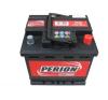 Perion autó akkumulátor akku 12v 45ah jobb+ autó akkumulátor
