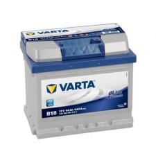 Varta Blue Dynamic 12v 44ah jobb+ akkumulátor akku autó akkumulátor