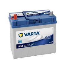Varta Blue Dynamic akkumulátor akku 12v 45ah bal+ autó akkumulátor