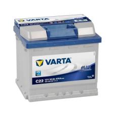 Varta Blue Dynamic akkumulátor akku 12v 52ah jobb+ autó akkumulátor