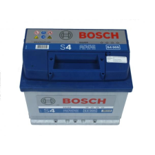 Bosch S4 akkumulátor 12v 60ah jobb+ autó akkumulátor