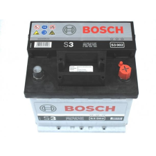 Bosch S3 akkumulátor 12v 45ah jobb+ autó akkumulátor