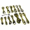 CableMod SE-Series KM3, XM2, XP2 / 3, FL2, XFX Cable Kit - fekete / sárga