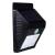 Powerplus Powerplus Cat napelemes kültéri LED lámpa mozgásszenzorral