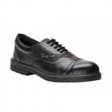 Portwest FW47 Steelite Executive Oxford védőcipő S1P (FEKETE 45)