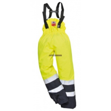 Portwest S782 HiVis Multi-Protection nadrág (SÁRGA/NAVY L)