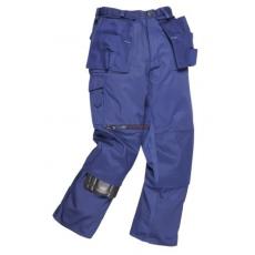 Portwest BP20 Chicago 13 zsebes nadrág (FEKETE, XL, hosszított)