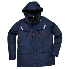 Portwest S537 Orkney 3:1 lélegző kabát (NAVY S)
