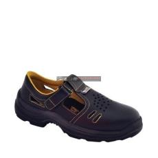 Sir Safety Basis fekete szandál S1 (0119) (46)
