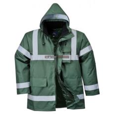 Portwest S433 Iona Lite kabát (ERDŐZÖLD XXL)