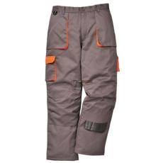 Portwest - TX16 Texo Contrast bélelt nadrág (FEKETE S)