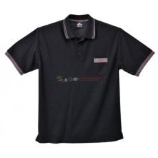 Portwest - TX20 Texo Contrast pólóing (FEKETE S)