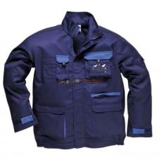 Portwest TX10 Texo Kontraszt dzseki (NAVY S)