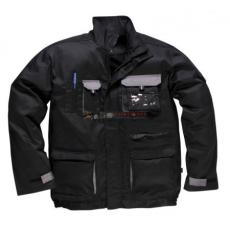 Portwest TX10 Texo Kontraszt dzseki (FEKETE XXXL)