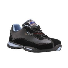 Portwest FW39 Steelite női védőcipő S1P (FEKETE 39)
