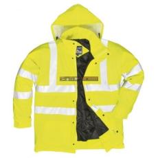 Portwest S490 Sealtex Ultra bélelt kabát (SÁRGA XL)