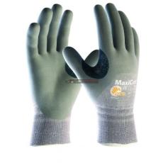 ATG - MaxiCut Dry tenyér mártott vágásbiztos szerelő kesztyű (34-471)
