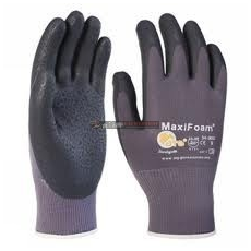 ATG - MaxiFoam Lite tenyér mártott kesztyű (34-900) (L)