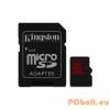 Kingston 32GB microSDHC Class10 UHS-I U3 + adapter