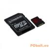 Kingston 64GB microSDXC Class10 UHS-I U3 + adapter