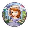 John Toys Disney hercegnők: Szófia hercegnő gumilabda - 23 cm