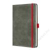 SIGEL Jegyzetfüzet, exkluzív, A5, vonalas, 194 oldal, SIGEL