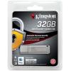 Kingston 32GB DataTraveler Locker+ G3 w/Automatic Data Security USB3.0 pendrive ezüst